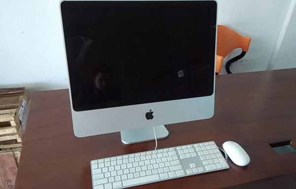 iMac 20in Core 2 Duo 2,4 Ghz Mulus (Sold Out)
