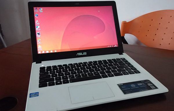 Laptop Asus A450C Mulus like new (Sold Out)