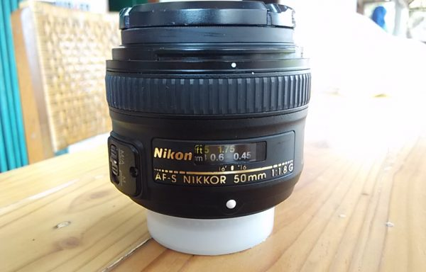 Lensa Fix Nikon AFS 50mm 1.8G like new (Sold Out)