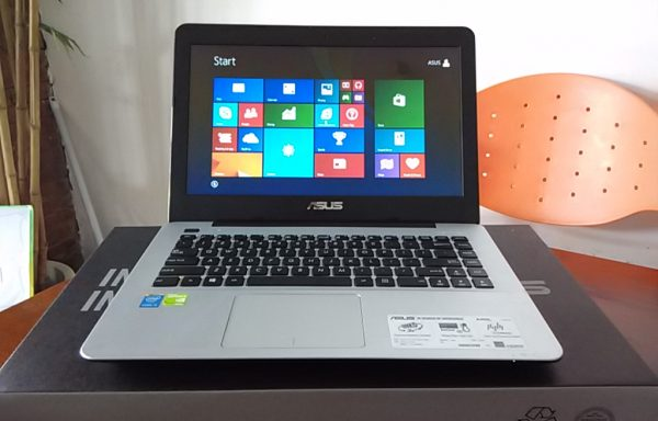 Asus A455L Fulset (Sold Out)