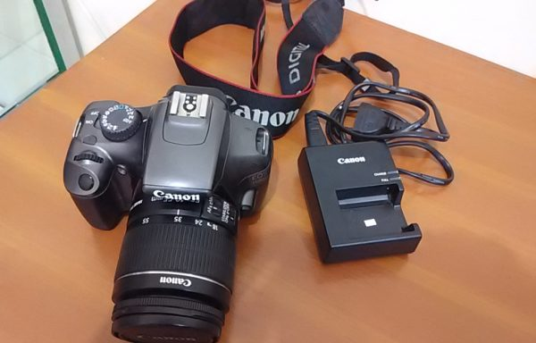 Canon 1100D lensa 18-55mm Sc 10ribuan (Sold Out)