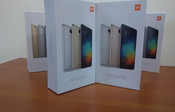Xiaomi Redmi Note 3 Pro Ram 3GB Internal 32GB (Sold Out)