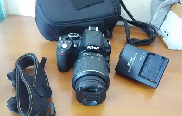 Nikon D3100 Mulus like new bonus tas (LAKU)