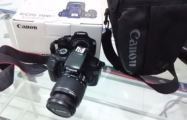 Canon 1100D Fullset Like New (LAKU)