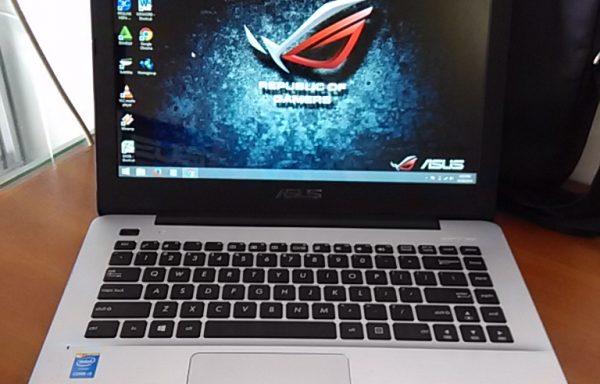 Asus X455L i3 Haswell HDD 500GB Garansi Panjang (LAKU)