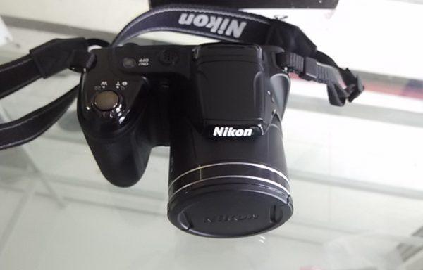 Kamera Prosumer Nikon Coolpic L320 Like new Fullset Bonus Memory 8GB (LAKU)