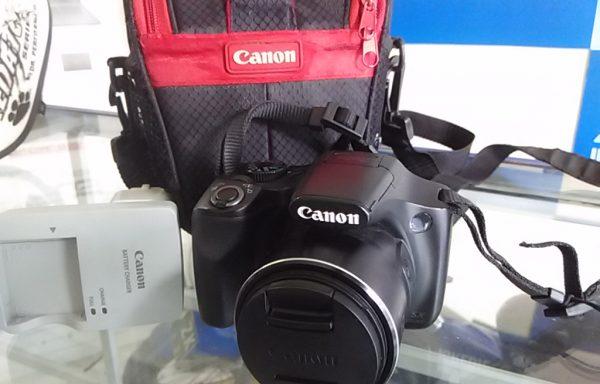Kamera Prosumer Canon SX520 16MP 42x Zoom Mulus (LAKU)