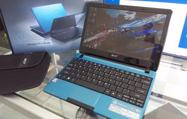 Netbook Acer Aspire One 722 11.6in Baterei Awet Fullset (LAKU)