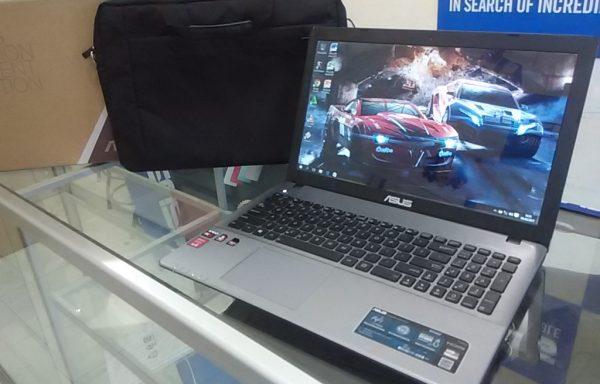 Laptop Gaming Asus X550ZE Amd FX7600 Dual Vga R7 1TB Garansi Panjang (LAKU)