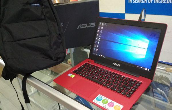 Laptop Gaming Asus A456ur Core i5 Gen 7 1TB Fullset Garansi Panjang (LAKU)