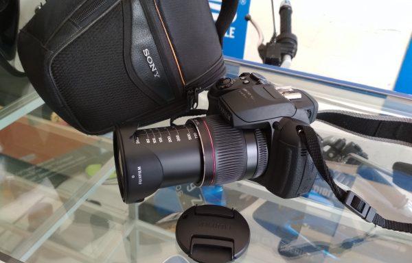 Kamera Fujifilm HS20EXR 16MP Zoom 30X  Persis DSLR Kondisi Mulus (LAKU)