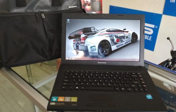 Laptop Lenovo G400 intel Celeron 1005m Ram 2GB HDD 500GB Bonus Tas (LAKU)