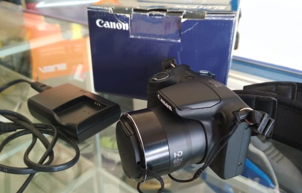 Kamera Prosumer Canon SX420IS 20MP 40X Zoom Fullset (LAKU)
