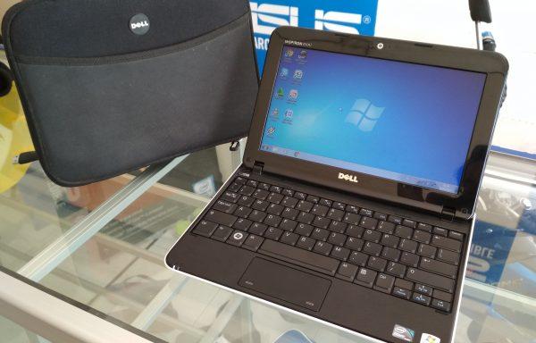 Netbook Dell Inspiron Mini 1012 10in Mulus Banget Baterei 4jaman (LAKU)