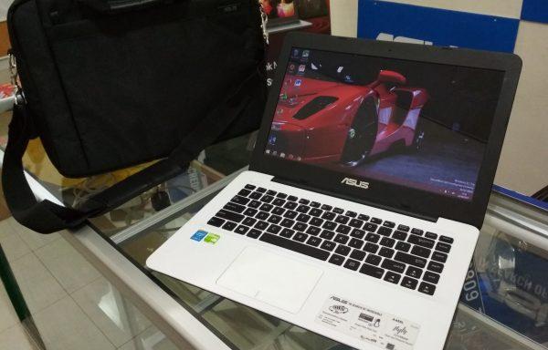Laptop Gaming Asus A455L Core i3 Gen 4 Nvidia 930m Mulus Bonus Tas (LAKU)