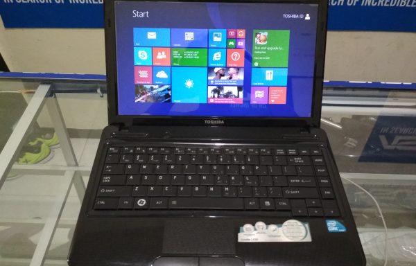 Laptop Toshiba L630 Core i3 Layar 13.3in Mulus Baterei Awet (LAKU)