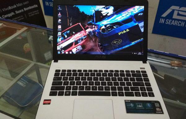 Laptop Asus X401U Amd Ram 2GB 320GB Mulus (LAKU)