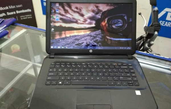 Laptop HP 14-d010au Amd E1-2100 Ram 2GB Mulus Banget Istimewa (LAKU)
