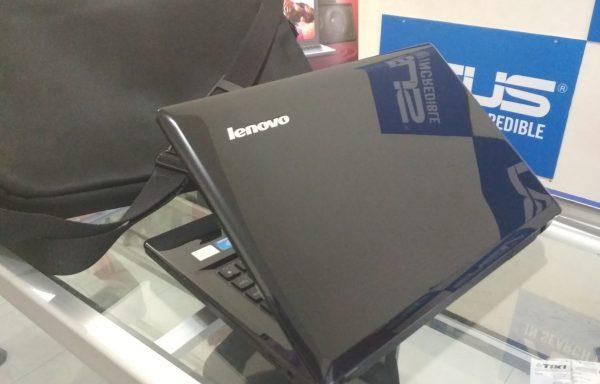 Lenovo G480 intel Celeron Ram 2GB HDD 320GB Fisik Bagus (LAKU)