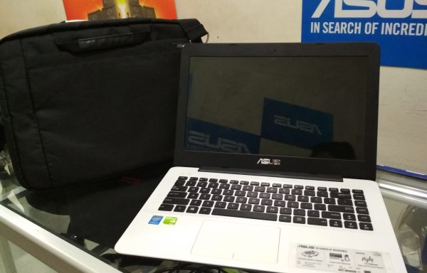 Laptop Gaming Asus A455L Core i3-5005 VGA Nvidia 930M Ram 4GB Mulus (LAKU)