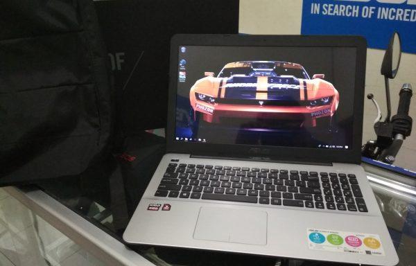 Laptop Gaming Asus X555Q Amd A12-9700 VGA R8 Ram 8GB 1TB Garansi Panjang (LAKU)