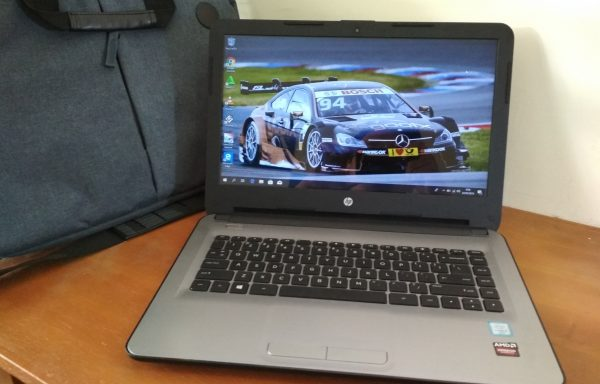 Laptop Gaming HP 14-am015TX Core i5-6200 Ram 4GB VGA R5 M430 2GB Mulus (LAKU)